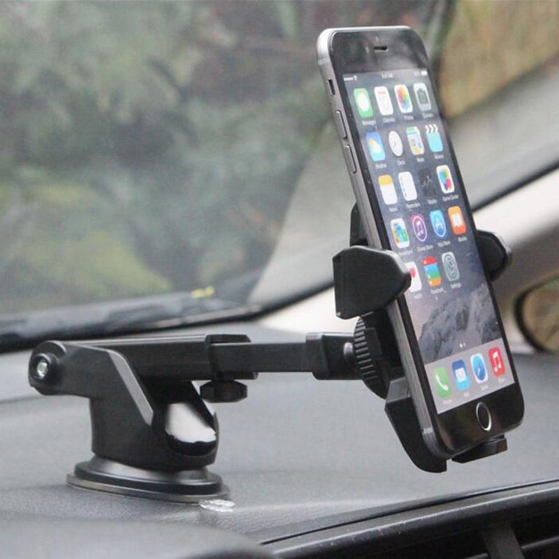 soporte para teléfono del coche marco de navegación retráctil - Accesorios y repuestos para celulares - foto 3