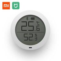 Original Xiaomi Mijia Bluetooth Temperature Humidity Sensor LCD Screen Digital High Sensitive Thermometer Mi Home APP