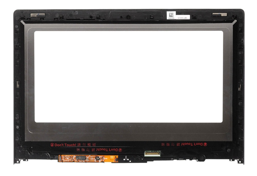 Free shipping For Lenovo IdeaPad Yoga 2 13 90400232 13.3 LCD TouchScreen Digitizer Assembly 1920*1080 image