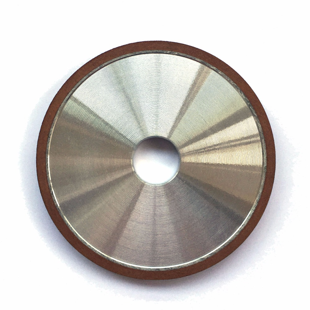 JLI Flat Diamond Wheel 100*10*20*4mm 120/150/180/240/320 Grinding Wheel Grinding Disc Mill Cutting Disc Abrasive Tools 150 diamond grinding wheel flat shaped wheel electroplated diamond grinding wheel 200 32 10 10 150