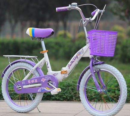 ФОТО children folding bike girl bike