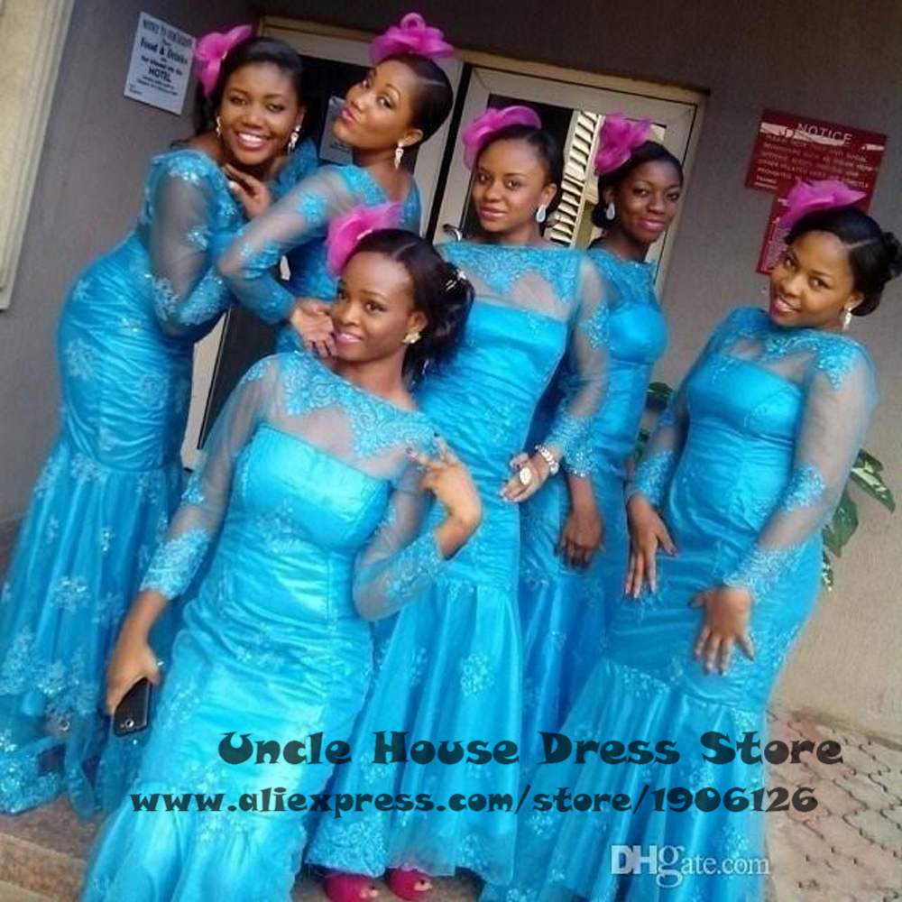 Beautiful Nigerian Traditional Wedding Dresses Collection - All ...