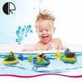 Paly Juegos Con Los Niños Juguetes educativos Juguetes de Baño para Bebés Niños Pato Para Boys & Girls de regalo Clockwork Dabbling Juguete de Agua HT3339