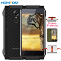4g homtom ht20 16 gb/2 gb ip68 impermeable de reconocimiento de huellas dactilares 4.7 ''corning pantalla gorilla glass android 6.0 mt6737 quad-core