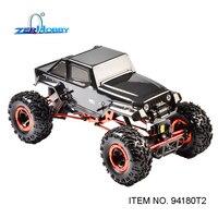 Безколлекторная электрическая модель молоток альпинист 4X4 RC автомобиль Рок Гусеничный 1/10 Электрический внедорожный трактор четыре колеса