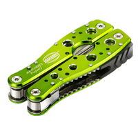 Portable 9 In 1 Multi Functions Pliers Folded Survival Tools For Hunting Camping Fishing 16cm