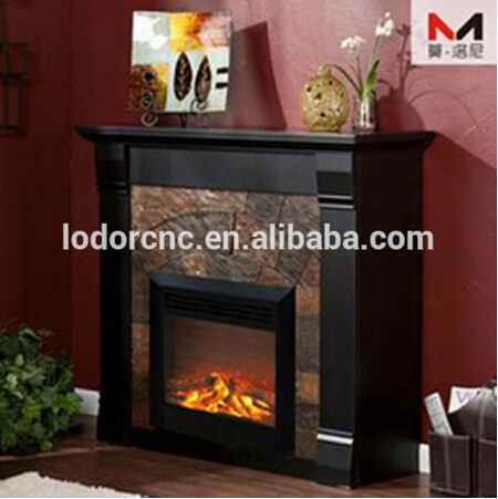 Q-02 Large panel sale electric fireplace hearth