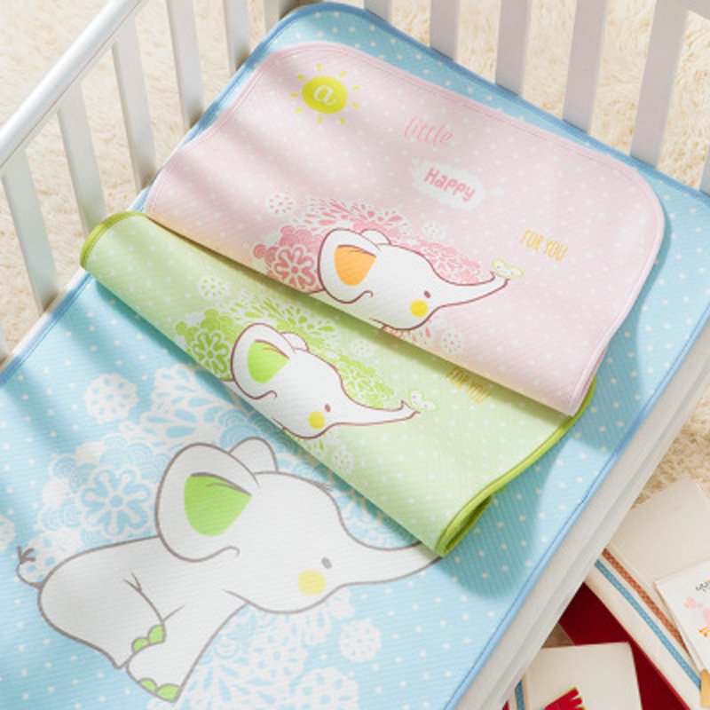 все цены на Children's mattress cotton baby infant waterproof pad bed sheets changing mat Babys urine pad for newborn Baby bed accessories