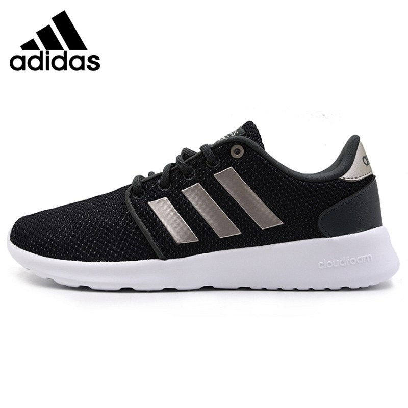 Original New Arrival <font><b>2019</b></font> <font><b>Adidas</b></font> NEO QT RACER <font><b>Women's</b></font> Skateboarding <font><b>Shoes</b></font> Sneakers image