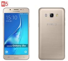 "NUEVA Original Samsung Galaxy J5 (2016) 5.2 ""pulgadas 2 GB RAM 16 GB ROM Quad Core Snapdragon 410 3100 mAh Dual SimFDD LTE Smartphone"