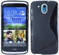 For HTC Desire 326G Dual SIM Case S Line Soft Gel Silicon Rubber Case For HTC Desire 526 526G+ Dual SIM Phone Coque Case