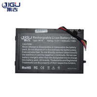 JIGU 8CELLS Laptop Battery 08P6X6 8P6X6 P06T T7YJR PT6V8 For DELL Alienware M11x M14x R1 R2 R3