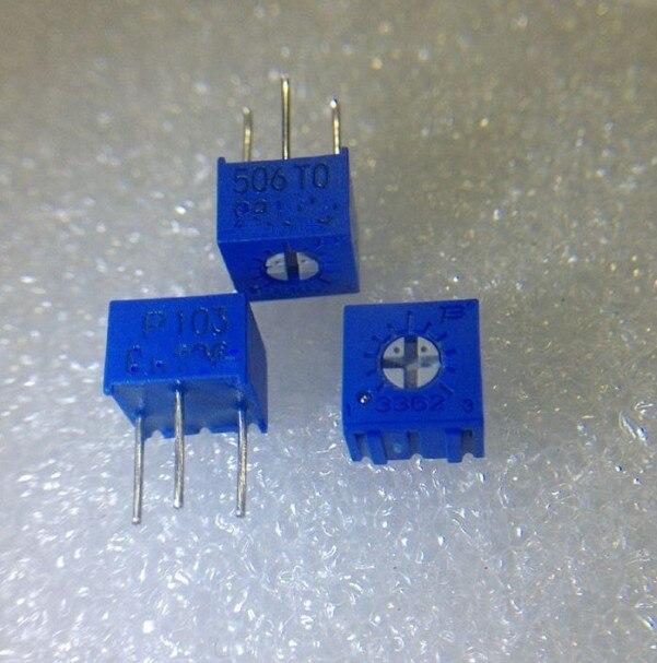 3362P-1-502LF Bourns Trimmer 5K