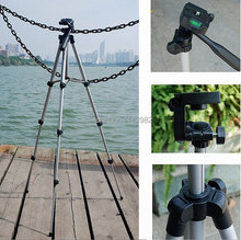Promo offer Camera Tripod  High Quality TF-3110 Tripod stand With 3-Way Head Tripod  + Carrying Bag  for Pentax Sumsang D7000 D80 D90 D3100