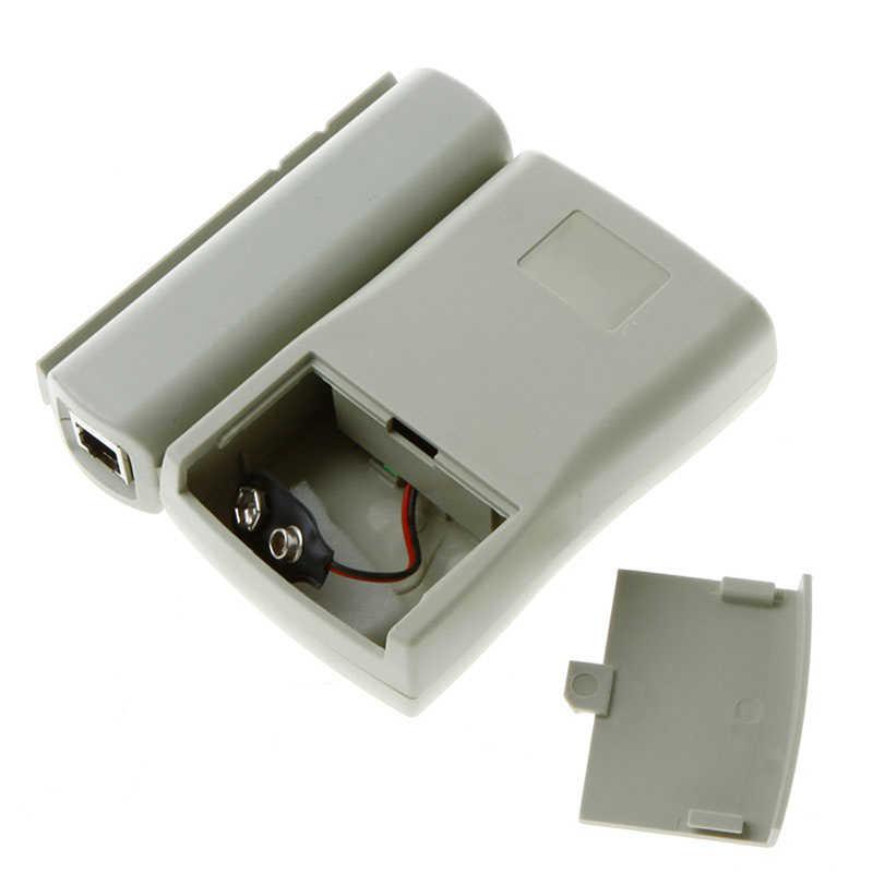 شبكة الكابل فاحص Lan RJ45 RJ11 PC شبكة اليد أدوات