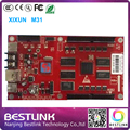 Xixun M31 полноцветный видео из светодиодов контроллер поддержка карт 320 x 256 пикселей для наружного rgb из светодиодов экран из светодиодов панели из светодиодов видеостены