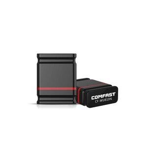 Image 3 - Mini Comfast CF WU810N 1 adaptador 150 M אלחוטי wifi גישה נקודת usb wifi dongle מתאם wifi usb RTL 8188EUS