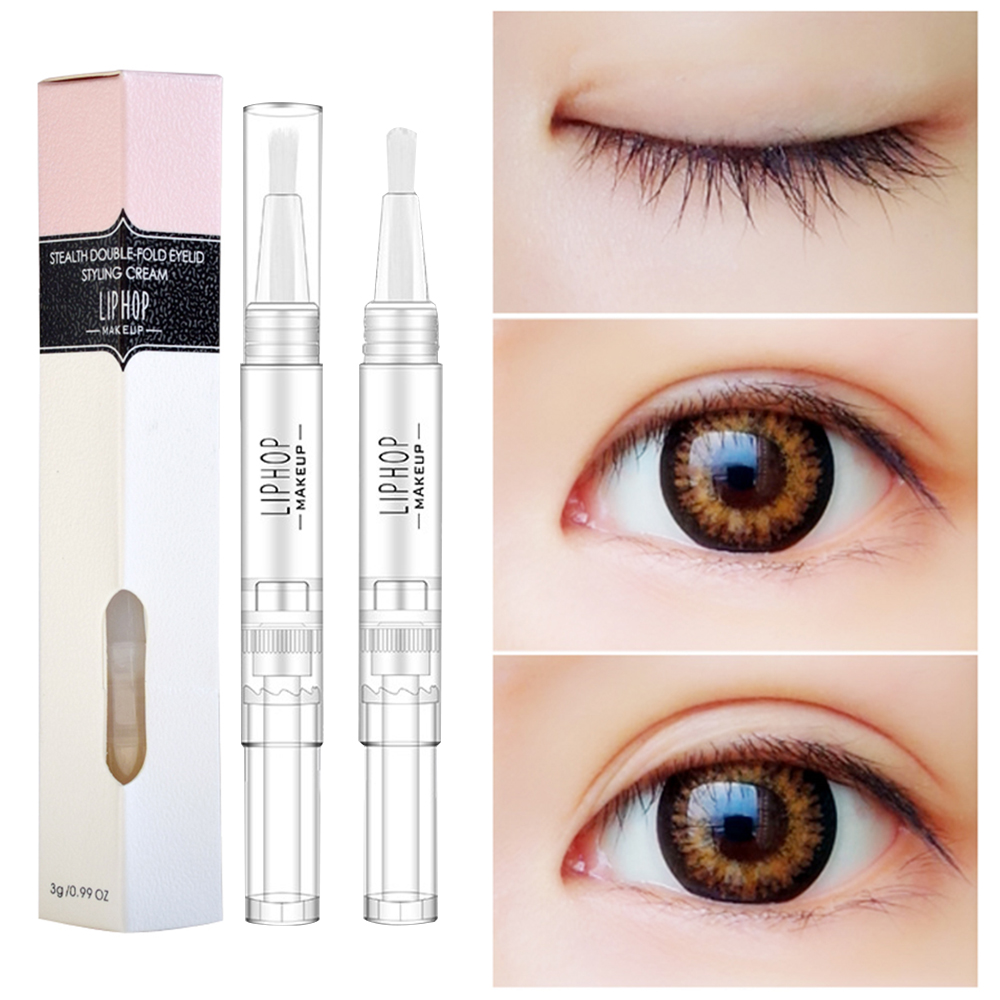 Professional Invisible Double Eyelids Eye Not Glue Transparent Eyelid Super Stretch Fold Lift Eyes Styling Shaping Tools