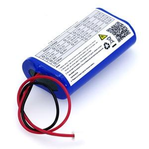 Image 2 - LiitoKala литиевая батарея 18650 7,2 В/7,4 В/8,4 В, 2600 мА, аккумуляторная батарея, Мегафон, защитная плата динамика