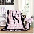 Nuevas mantas y colchas para cama sofá viajes siesta manta de lana mantas de baño towel vs lana 130x150 cm