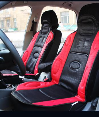 12 v24v single-seat red Electric heating in winter heating car MATS general seat heating massage cushion vehicle on-board heatin corporate universities in general electric and intel corporation
