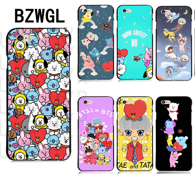 bt21 coque iphone xr