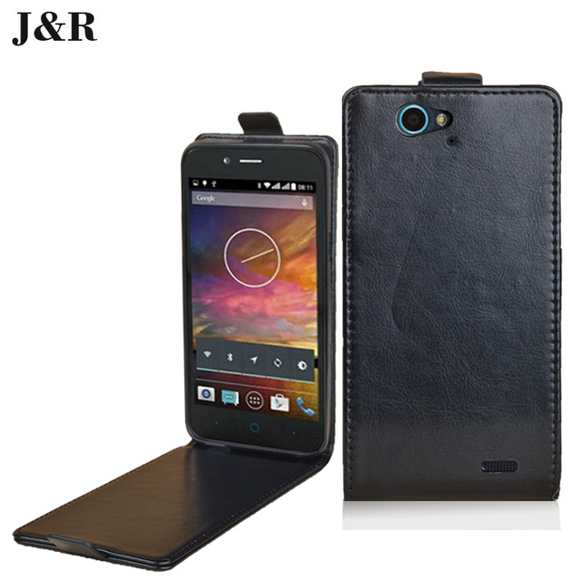 leather case for ZTE Blade L4 Pro T610 Blade A475 flip cover case housing for ZTE Blade L4Pro T 610 / A 475 phone covers cases