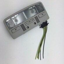 Серый цвет потолочный плафон интерьера настольная лампа для VW Passat B5 3BD 947 105 2EN