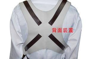 Image 4 - Harnais dessin animé japonais de Titan Shingeki No Kyojin Recon Corps, ceintures ajustables, crochet, Costume Cosplay