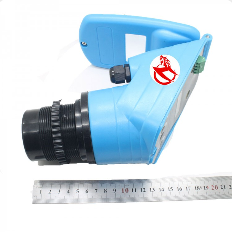 Indicateur de niveau à ultrasons intégré 4-20MA/indicateur de niveau à ultrasons/jauge de niveau à ultrasons 0-5 M/capteur de niveau DC24V - 5