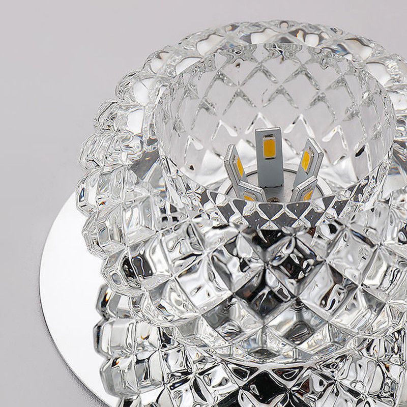ANTINIYA Modern chandelier ceiling lamp Crystal Lighting Ceiling Chandeliers Creative LED Ceiling Recessed Lamp for Hotel Living Room Lighting | Lamps Plus Chandeliers | ANTINIYA Modern chandelier ceiling lamp Crystal Lighting Ceiling Chandeliers Creative LED Ceiling Recessed Lamp for Hotel home Input 85-220V