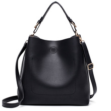 Big Bucket Women Shoulder Bag