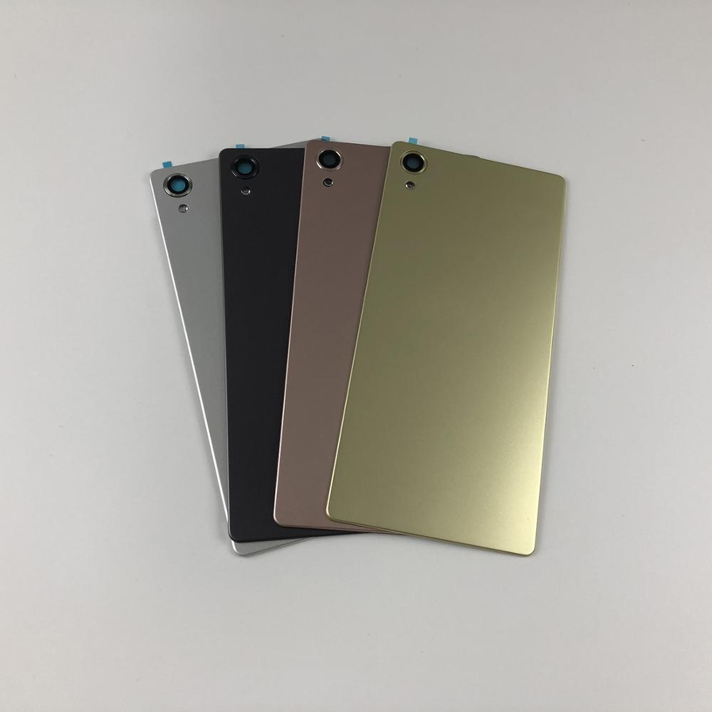 Original For Sony Xperia X Performance F8131 F8132 Housing Metal Battery Back Cover+Sticker