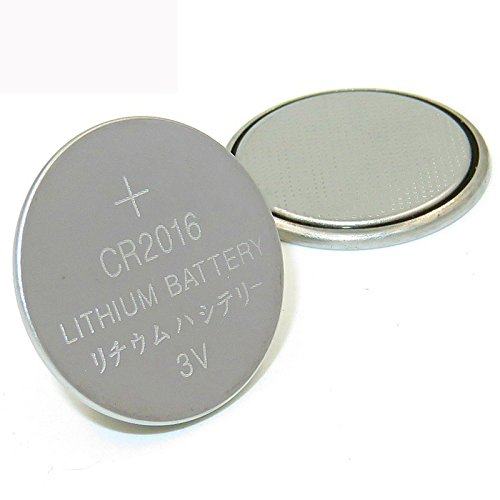 OOLAPR 10PCS original brand new battery for CR2016 3v button cell coin batteries for watch computer cr 2016 Free Shipping