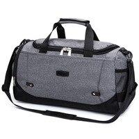 Travel Bag Large Capacity Men Hand Luggage Travel Bags Nylon Weekend Bags Women Multifunctional Fashion hand luggage