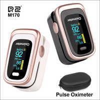 Équipement médical portatif de pulsoximètre de bout du doigt d'oxymètre de doigt de RZ avec l'oxymètre de pouls de la fréquence cardiaque Spo2 PR de moniteur de sommeil