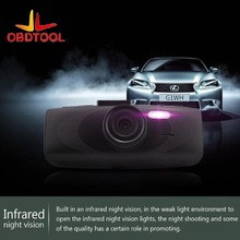 ObdTool Camera G1WH Chipset Car DVR Full HD 1080p 2.7 Inch Lcd G-sensor H.264 WDR