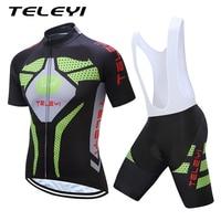 BATFOX Ropa Ciclismo Cycling Clothing Summer Short Sleeve Bike Bicycle Jersey Kits Quick Dry Bib Short