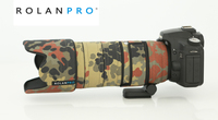 ROLANPRO Lens Coat Camouflage Rain Cover for Tamron SP 70 200mm F/2.8 DI VC USD G2 A025 Camera Lens Protection Sleeve