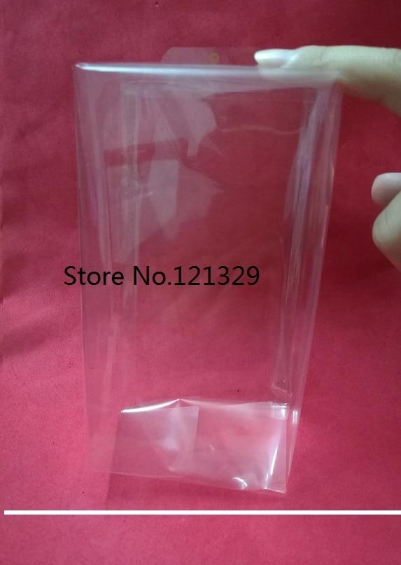 bilder für 100 teile/los Neue kunststofffolie wickeln Box verpackung Umschlag Neue maschine membran für iphone 7 7g plus us/uk version Kostenloser versand