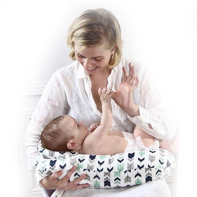 Baby Verpleging Kussen Katoen U Vorm Multi Functionele Verpleging