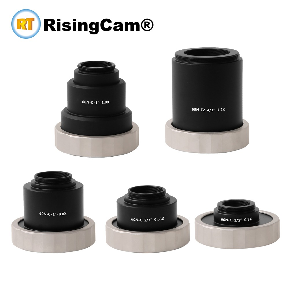 Standard microscope C mount adapter for Zeiss Axio series microscope