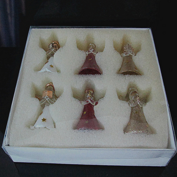 Creative cartoon holiday gifts decorations european home for Angels decorations home