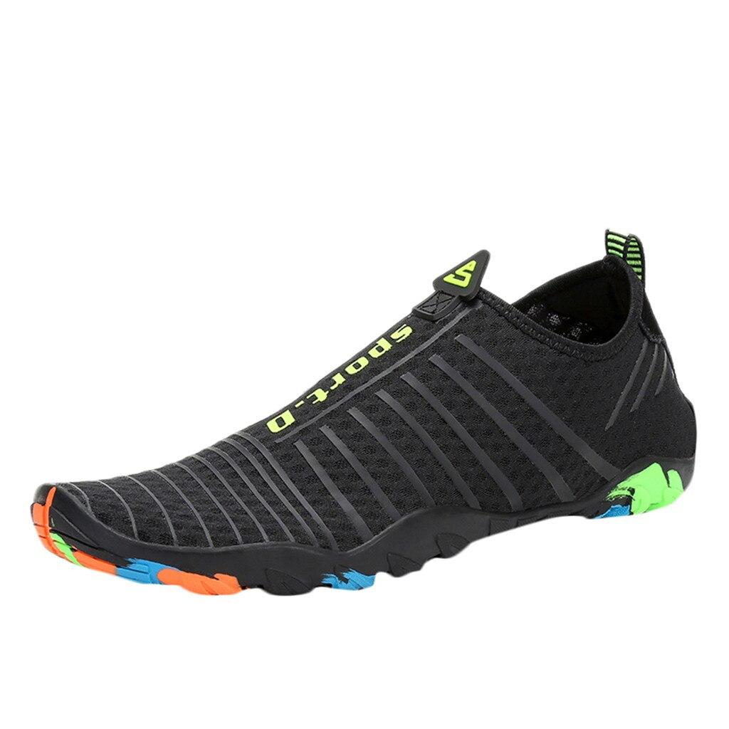 ventas al por mayor Zapatillas 2018 zapatos para correr forbidvt Calzado Descalzo Calzado De Natación De Secado ...