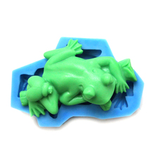Nicole Silicone Frog Chocolate Mold for Jelly Candy Making Mould