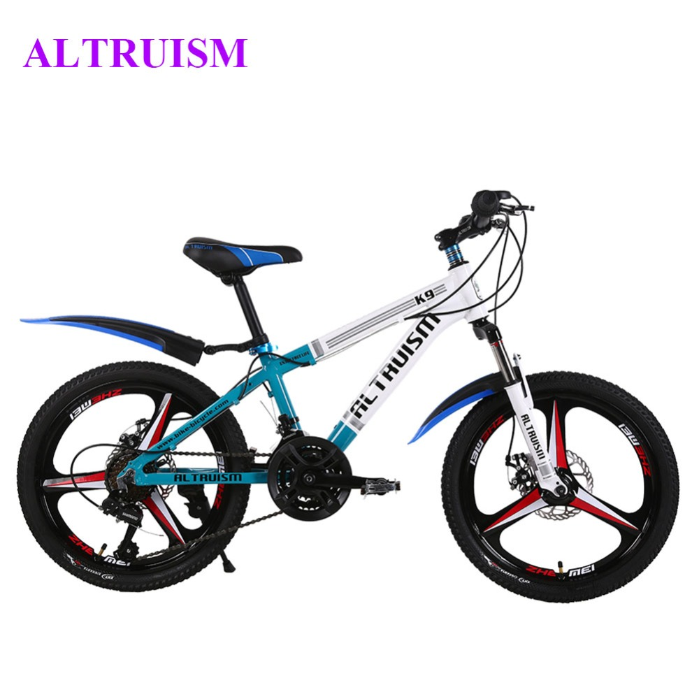 ALTRUISM Kid's Bike 20 inch 21 Speed Mountain Bike Bicycle