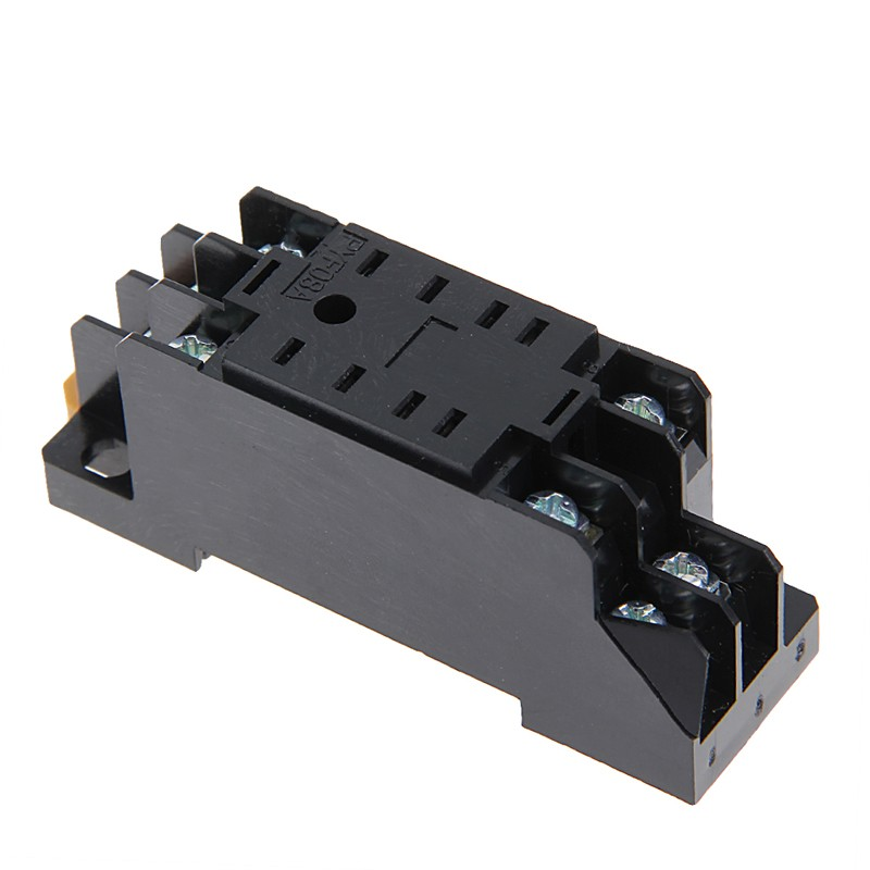 8 pin pyf08a 220/240 v ac bobina power relay dpdt my2nj with base n29-in  relays from home improvement on aliexpress com | alibaba group