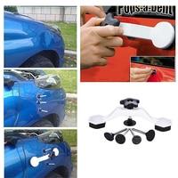 PDR Tools Kit Plastic Bridge Pulling Dent Remover Hand Tool Set For Paintless Dent Repair Tool Kit for Car Body Dent Repair Tool 5