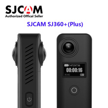 Original SJCAM SJ360+ Wifi Panoramic VR Camera Dual Fish Eyes Lens Handheld 1080P 30fps HD 720 Degree Mini Sport Action Camera
