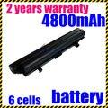 JIGU Nueva 4400 mah Batería Del Ordenador Portátil 45K2178 ASM 42T4590 FRU 42T4589 l08s3b21 45k127 45k1275 para lenovo ideapad s10 s12 s9 s10e s9e